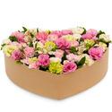 핑크빛사랑(꽃박스)