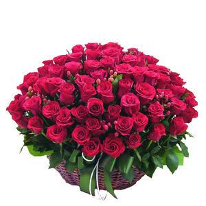 장미한아름